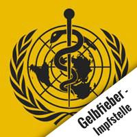 Gelbfieber Impfstelle